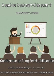Conférence Tony Ferri 05 mai 2017