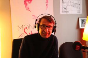Tony Ferri, à Radio Télévision Suisse, en 2015