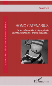 Homo catenarius de Tony Ferri (1ère de couverture)