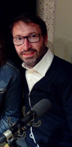Tony Ferri à Ras les murs en mars 2017