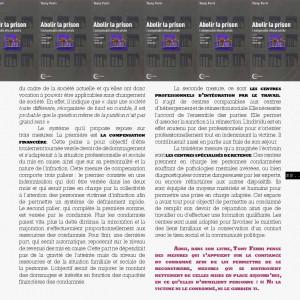 Passe-Murailles no 74 - Recension du livre de Tony Ferri Abolir la prison (rubrique Culture)-page-2