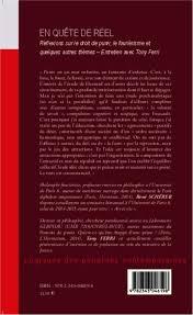René Schérer, En quête de réel (2)