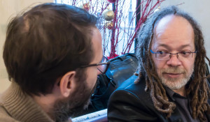 Interview de Bébel par Tony Ferri