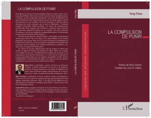 Couverture La Compulsion de punir de Tony Ferri