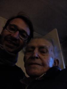 René Schérer et Tony Ferri, le 16 03 2019